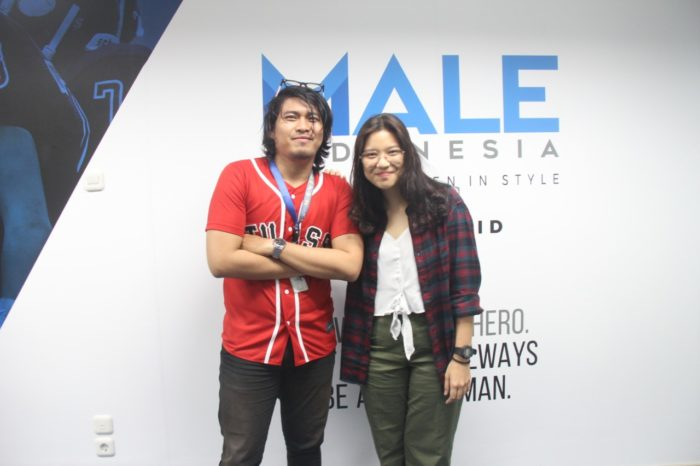 Danilla Riyadi Hadir di Male Indonesia