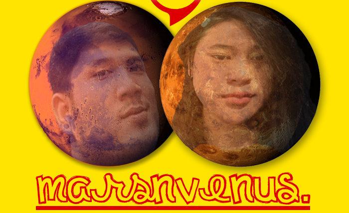Macet Potkes Episode Mars dan Venus