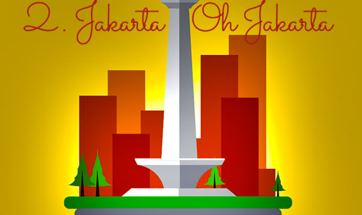 Episode 2 Jakarta Oh Jakarta