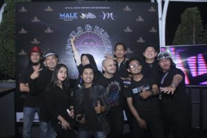 Tim Male Indonesia
