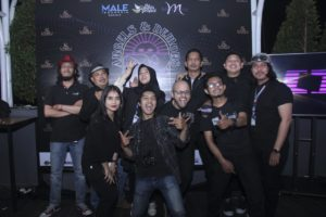 Male x The Angels Percussion 5