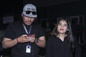Putu dan Mayla Devia dari Male Indonesia
