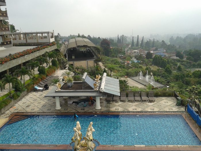 Hotel Seruni Bogor, foto by AntoniusPSK