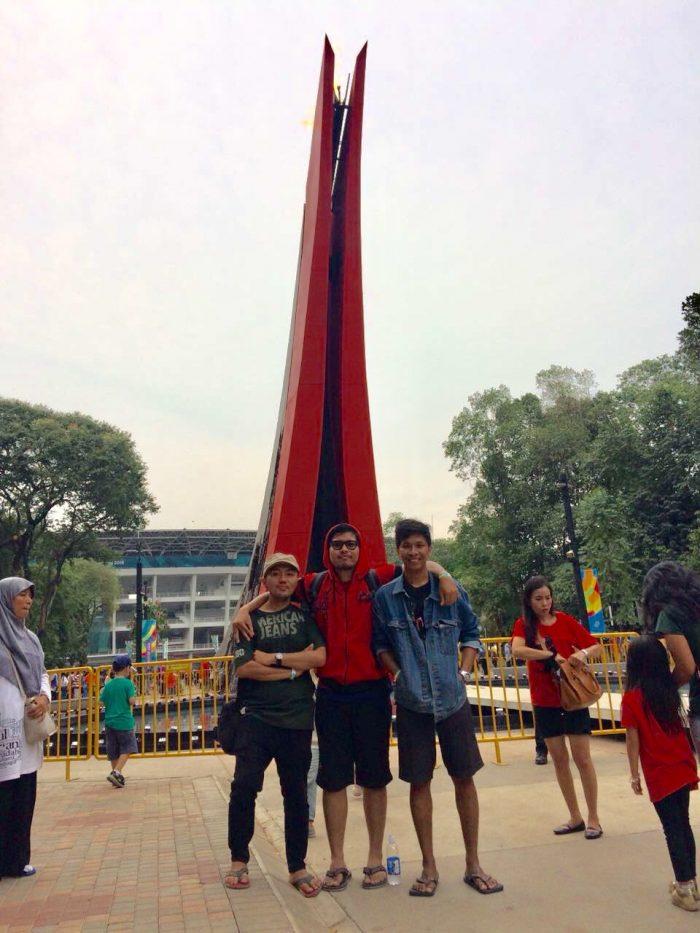 Asian Games 2018 Jakarta Palembang Sukses
