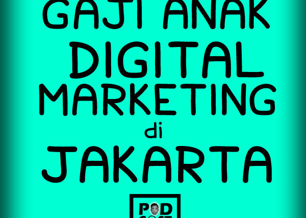 Podcast AntoniusPSK Eps 11 Gaji Digital Marketing di Jakarta