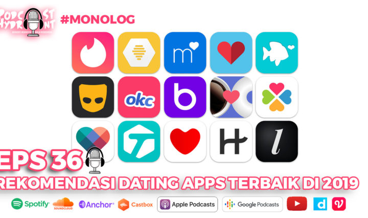 Rekomendasi Dating Apps Terbaik 2019