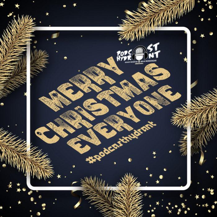 Selamat Hari Natal 2019 Podcast Hydrant