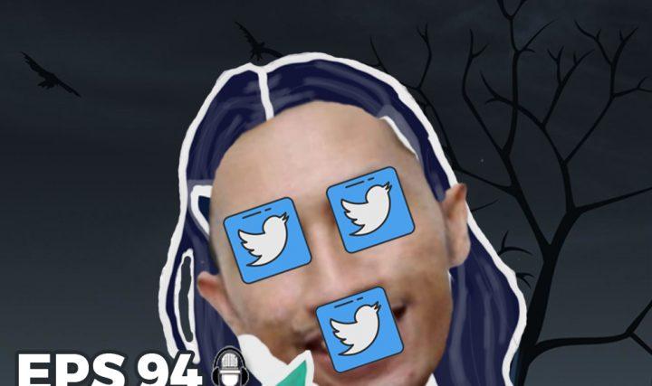 "94. Semua Karena ""Thank You Base"" Twitter with Mas Favo"